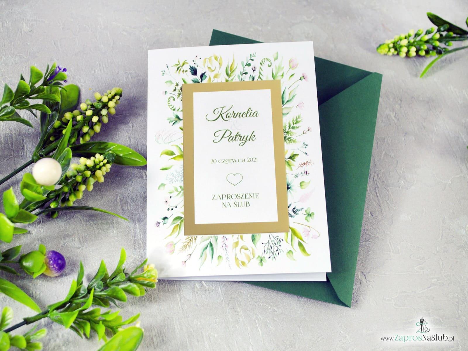 Zaproszenia ślubne można personalizować - ZaprosNaSlub - Zaproszenia Ślubne
